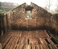 Metato in localita' Samone - Poggiolino